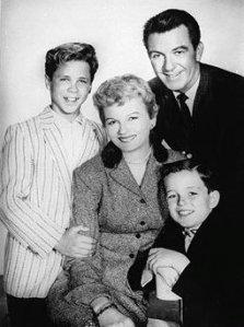 Ward, June, Wally, and The Beaver